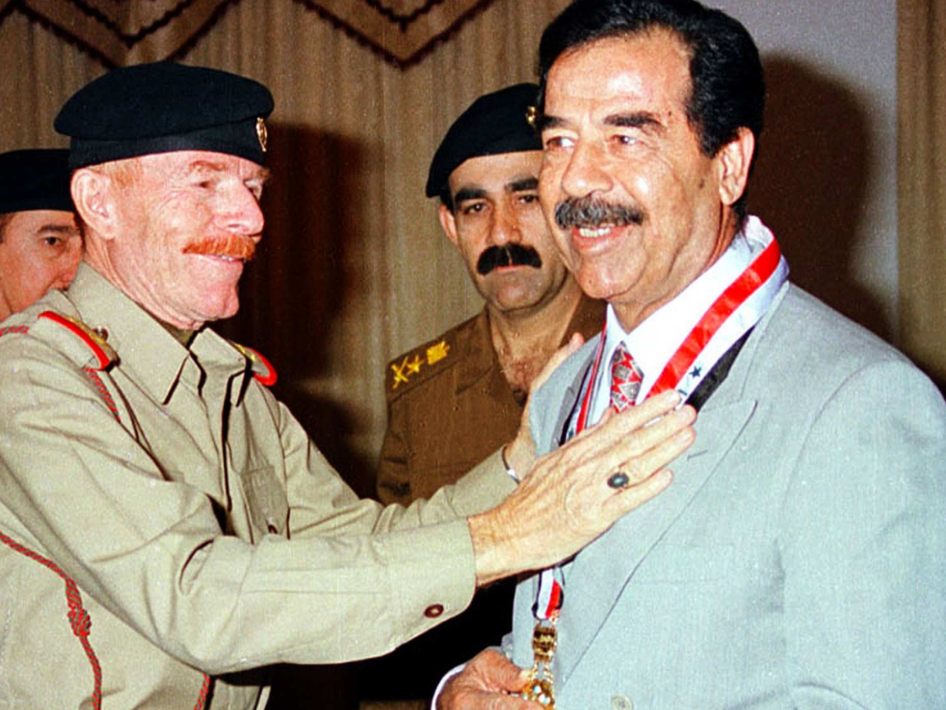 The Time Detroit Gave the Key to the City to Saddam Hussein
