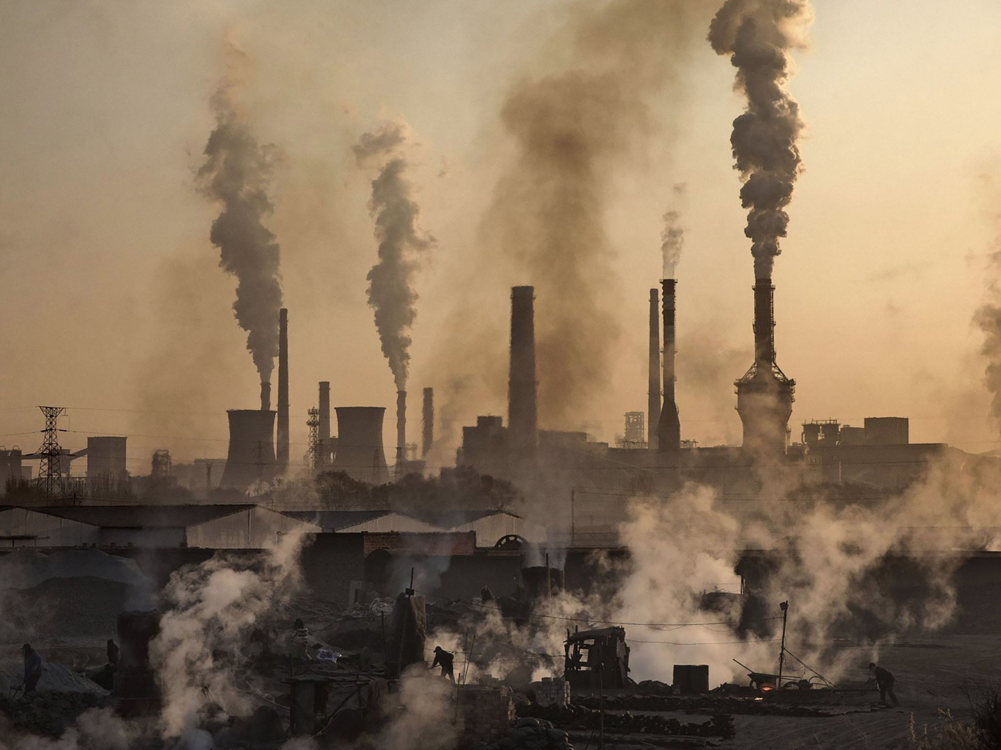 What If We Stopped Burning Fossil Fuels Right Now