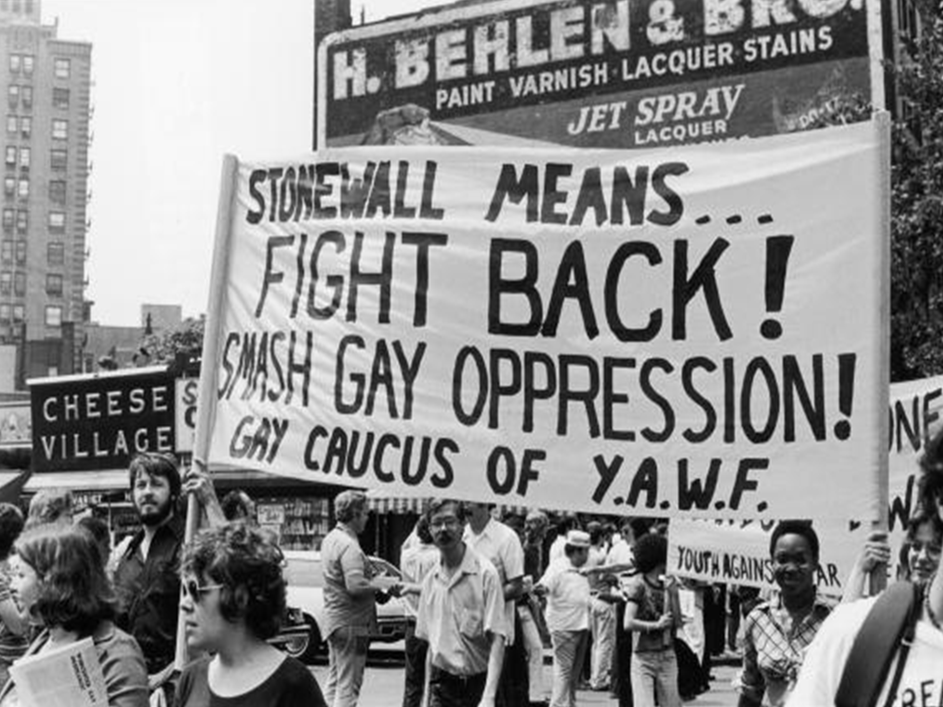 The 1969 Uprising That Kickstarted the LGBTQI Movement in America