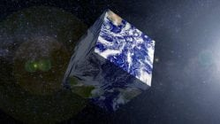 cubic earth